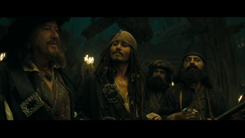 all captain jack sparrow pirates of the caribbean at