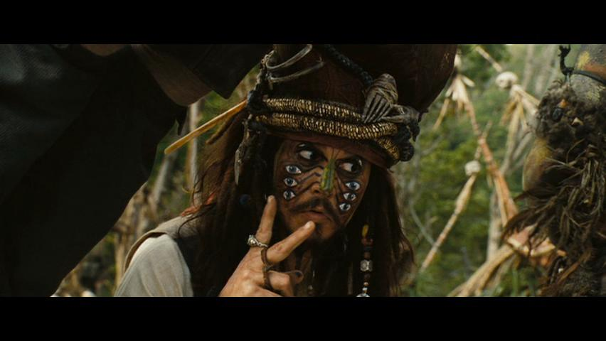 Pirates Of The Caribbean Dead Man S Chest Island