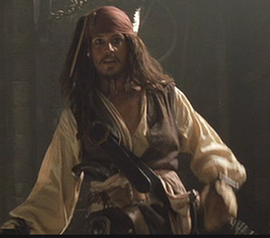 All Captain Jack Sparrow Obsessively Excessively Lovingly